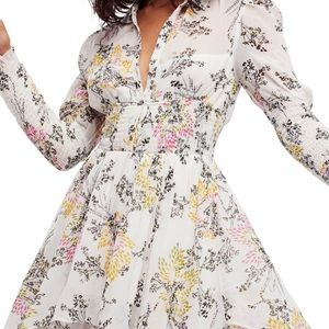 Free People Floral Dress NWT